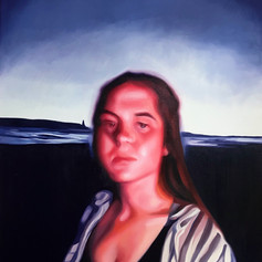 Portrait by the Sea