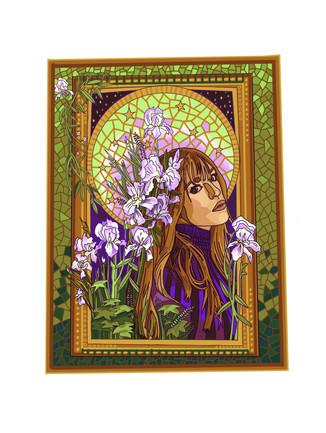 Iris Haze