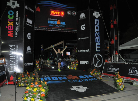 Ironman Cozumel Full Race Report November 2018