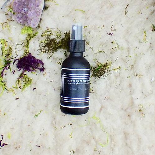 shadow work: aromatheraputic plant + gem mist