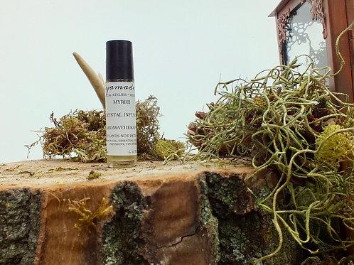 myrrh aromatherapy roller