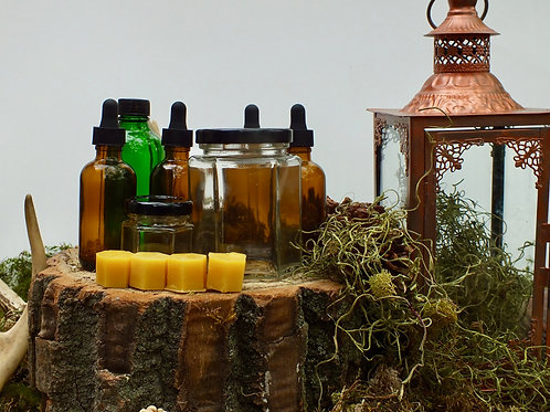 herbal learning and doing kit