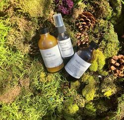 pine chest oil, throat spray, felix cordis