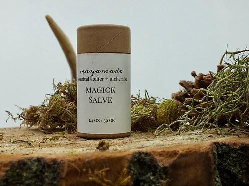 Magickal Calendula Salve