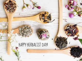 Happy Herbalist Day!