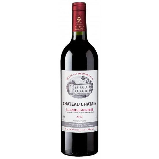 Château Chatain 2002 - Magnum