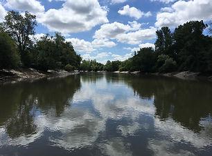 Balade fluviale Libourne