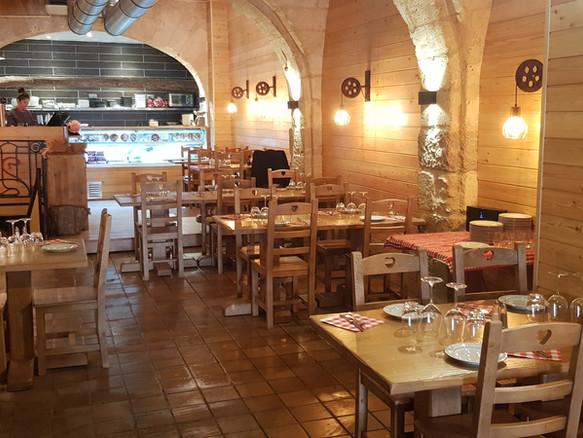 Restaurant La Meule Du Berger
