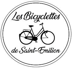 Logo Les bicyclettes de Saint-Emilion
