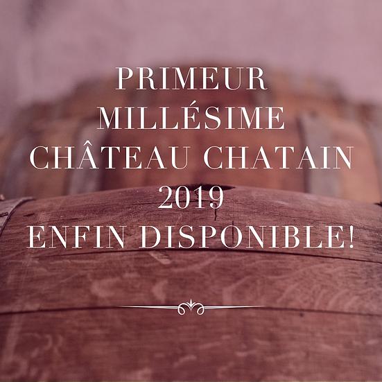 Primeur millésime 2019 / 18 bouteilles