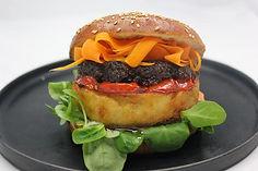 L'espagnol - burger maison - The Bro's