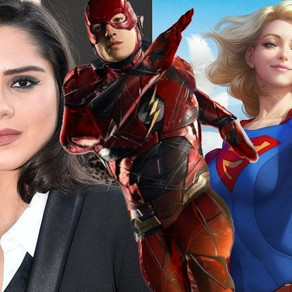 The Flash | Andy Muschietti adiciona Sasha Calle como Supergirl
