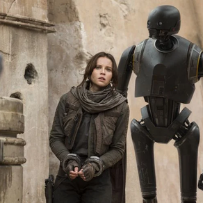 """A série """"Rogue One"""" da Disney + não incluirá K-2SO, confirma Alan Tudyk"""