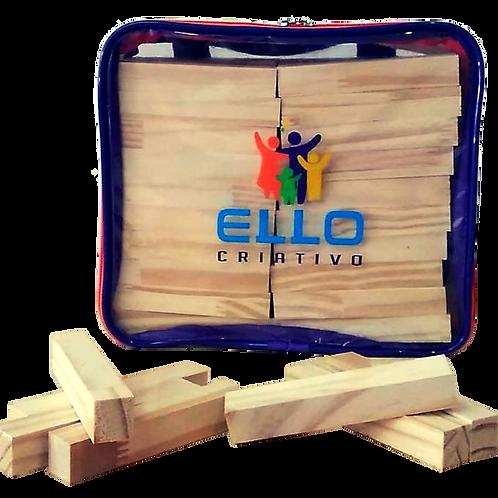 KIT ELLO - 100 peças