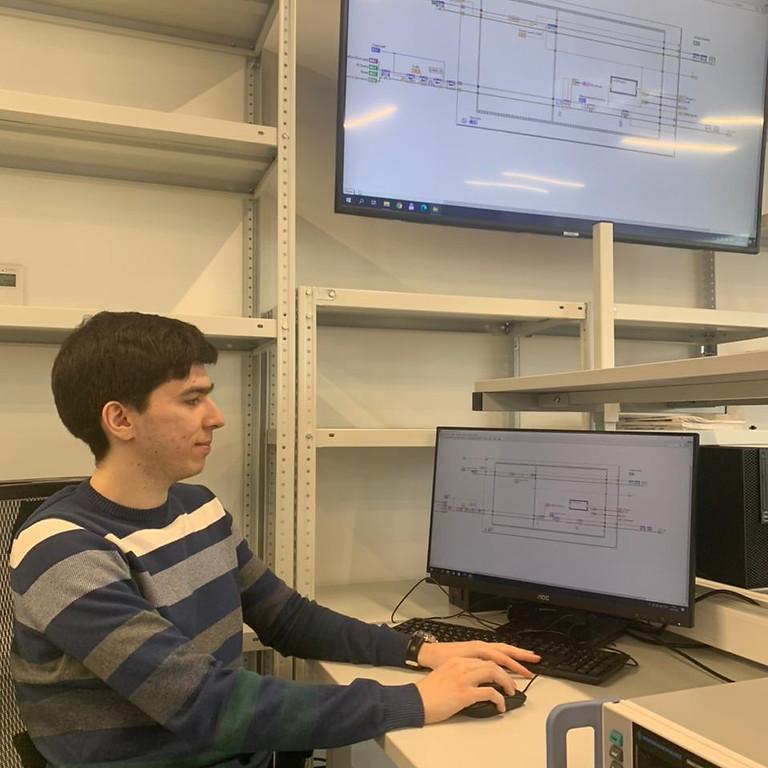 """Курс NI1 """"LabVIEW для измерительных систем и испытательных комплексов"""""""
