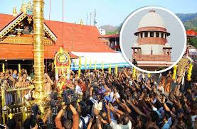 Menstrual Untouchability: An Analysis In Context Of Sabarimala Case