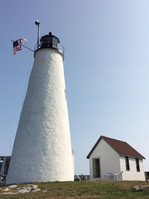 Bakers Island Lighthouse
