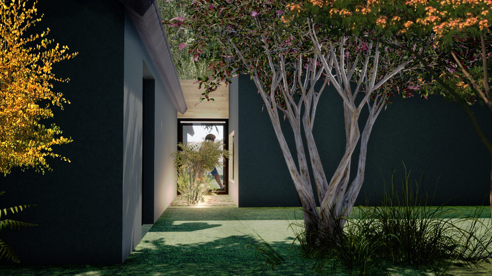 patio projet mana oij architecte