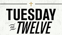 Tuesday at twelve logo