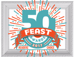 2015 FEAST MAGAZINE WINNER