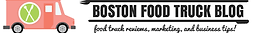 BOSTON FOOD TRUCK BLOG