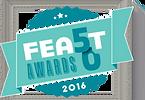 FEAST AWARDS 2016 WINNER