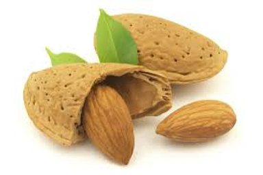 Almonds RAW In shell