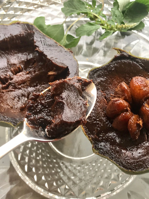 Black Sapote the Chocolate pudding fruit