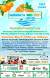 Farm Fresh Raw Foods goes to Sarasota FL VegFest 2019!