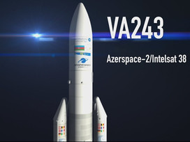 LIVE - Lancement Ariane5 VA243