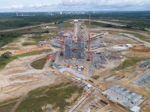 ELA4 - Chantier Ariane 6 - Février 2019