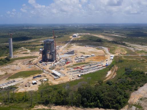 Évolution du chantier Ariane 6