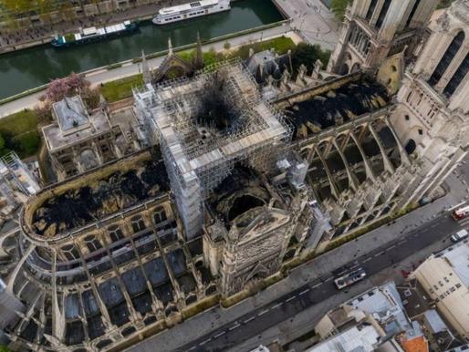 Notre-Dame de Paris à 360°
