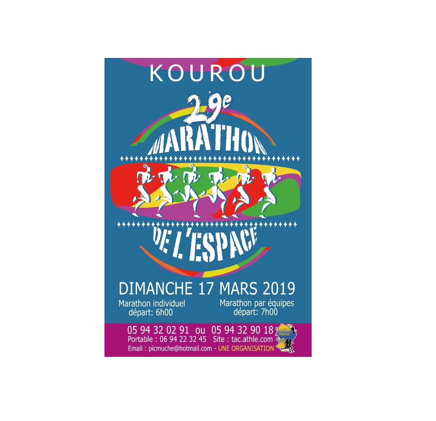 marathon de l'esace 2019