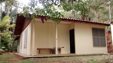 Um dos Alojamentos da EBSL