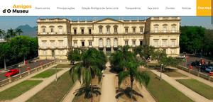 Traveling do Museu Nacional | Imagens e edição: Marcus Moura / Voar Multimídia  www.voarmultimidia.com.br