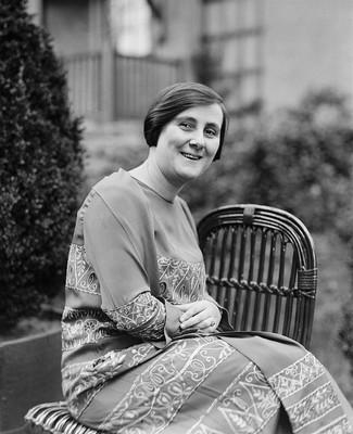 Bertha Lutz (1925)