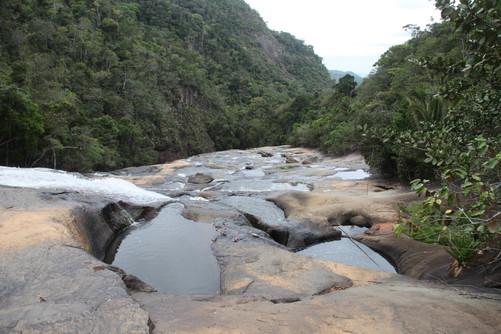 Cachoeira do Rio Timbuí