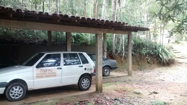 Garagem na EBSL