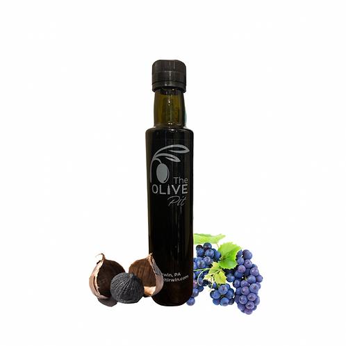 Black Garlic Dark Balsamic Vinegar