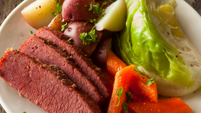 St. Patrick's Day Instant Pot Corned Beef!