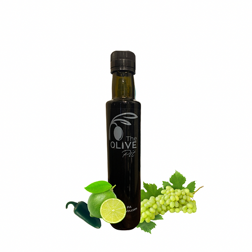 Jalapeno Lime White Balsamic Vinegar