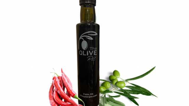Red Pepper Infused EVOO