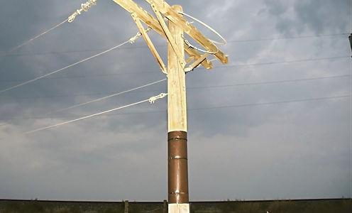 pole wrap