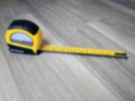 Good quality tape measure