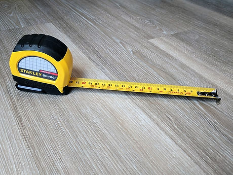 Good quality tape measure