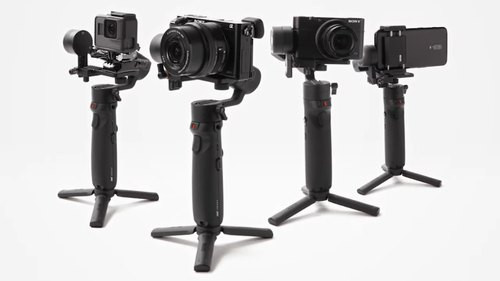 zhiyune crane m2 versatile gimbal for any camera