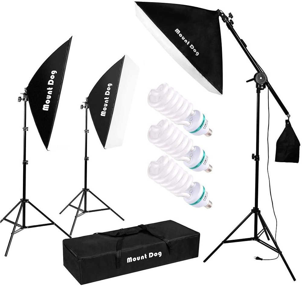 soft box set