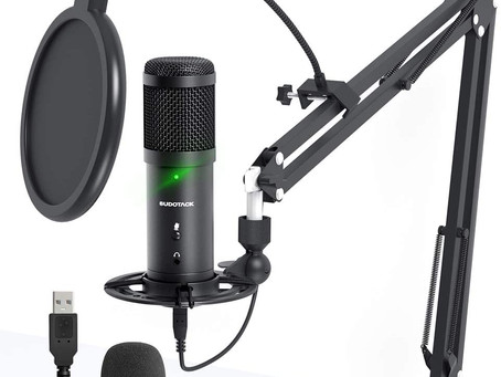 USB Microphone Kit - Sudotack ST-900