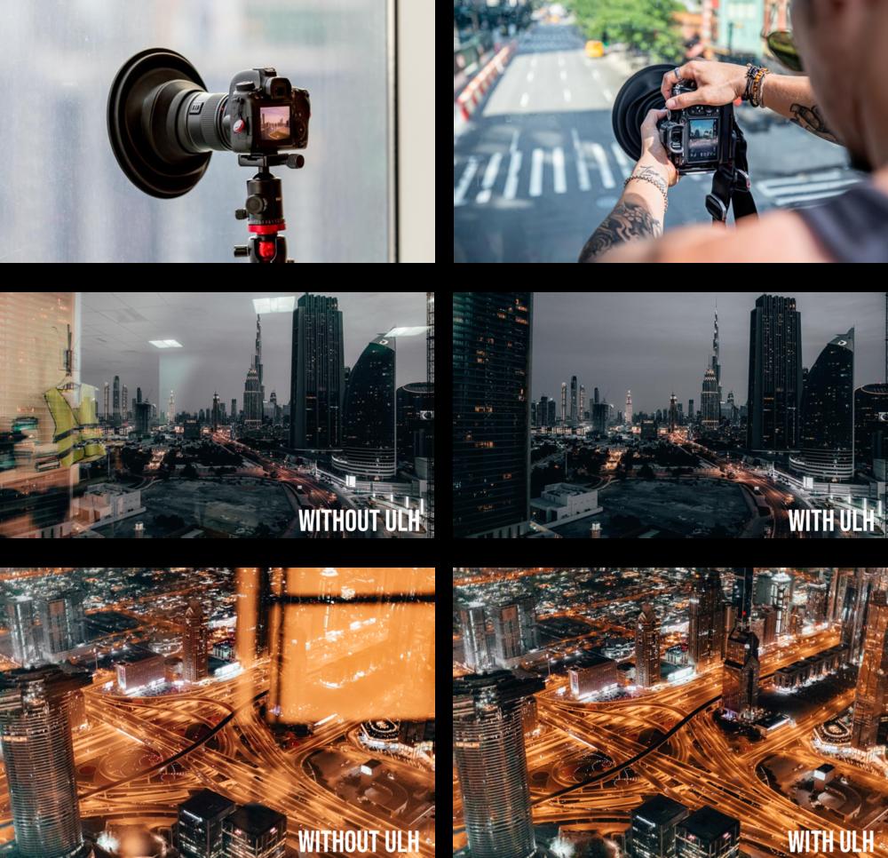 compare ultimate lens hood